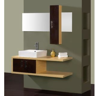 DreamLine DLVRB-306 EuroDesign Wall Hanging Vanity