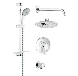 shower heads that connect to bathtub faucet.  Custom Showers Shower Faucets and Systems at Faucet com