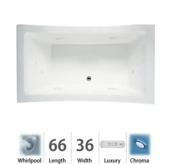 Jacuzzi ALL6636 WCR 4CH