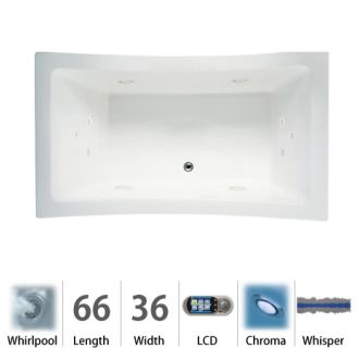 Jacuzzi ALL6636 WCR 5CW