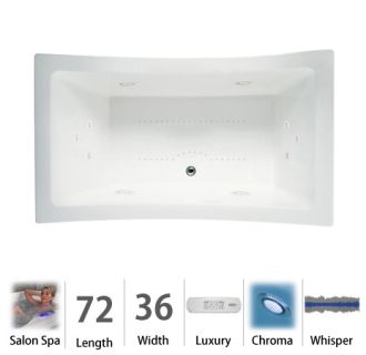 Jacuzzi ALL7236 CCR 4CW