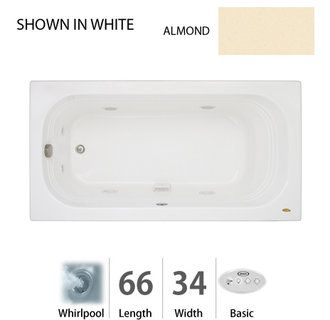 Jacuzzi LUX6634 WLR 2CH