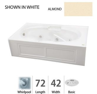 Jacuzzi MJS7242 WLR 2CH