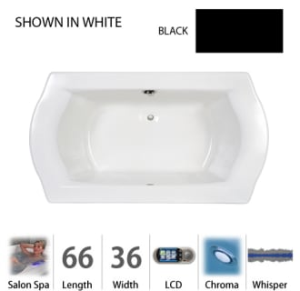 Jacuzzi SAL6636 CCR 5CW