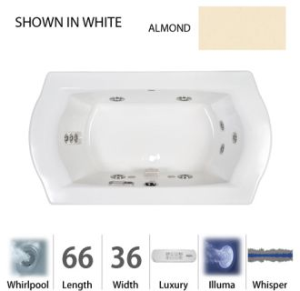 Jacuzzi SAL6636 WCR 4IW