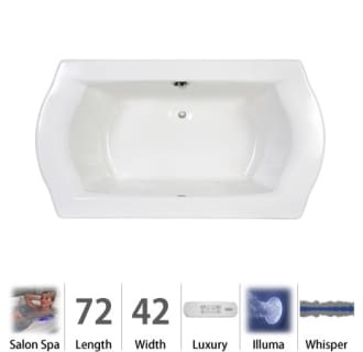 Jacuzzi SAL7242 CCR 4IW
