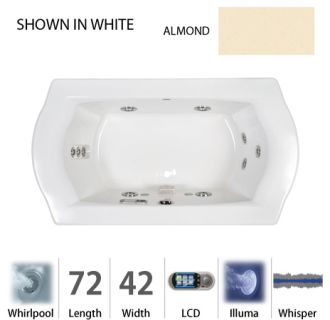 Jacuzzi SAL7242 WCR 5IW