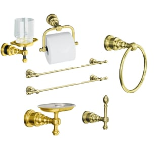 Kohler IV Georges Brass Best Accessory Pack