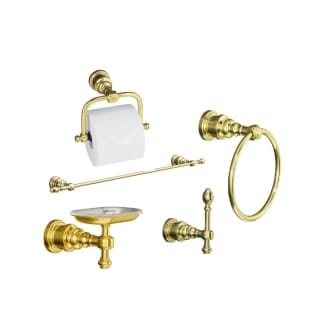 Kohler IV Georges Brass Better Accessory Pack 1