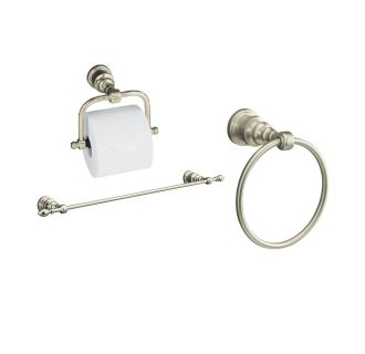 Kohler IV Georges Brass Good Accessory Pack 1
