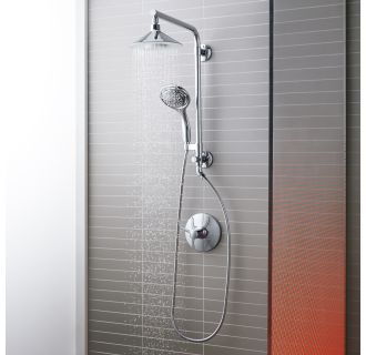 faucet to shower converter hose system.  Custom Showers Shower Faucets and Systems at Faucet com