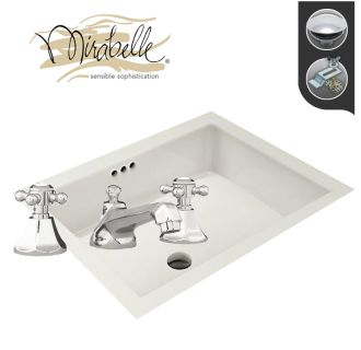 Mirabelle Undermount Bathroom Sink rectangular undermount bathroom sinks, page 2
