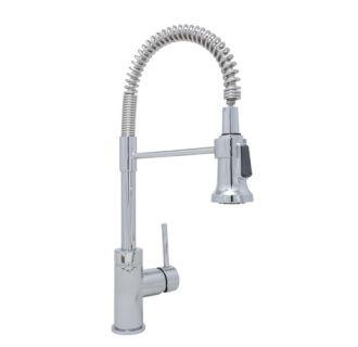 mirabelle kitchen faucets at faucet com mirabelle mirabelle mirxcra101 ravenel pullout spray