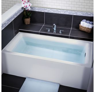 Three Wall Alcove Soaking Tubs At Faucet Com