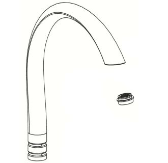 faucet 100009 in chrome by moen