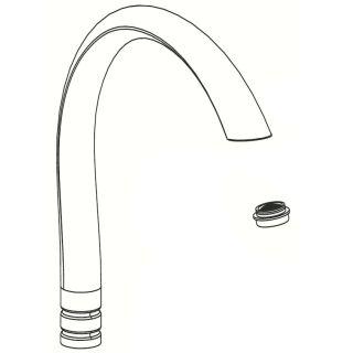 faucet com 100009v in ivory by moen