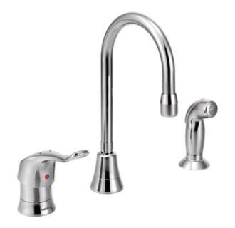 Moen Commercial Faucets at Faucet.com