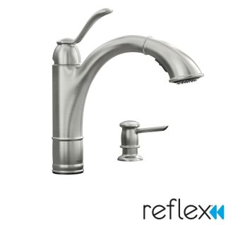 Faucet Com 87045msrs In Spot Resist Stainless Microban