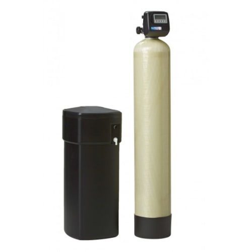 AquaPure CWS200ME N A 9.6 GPM Water Softener System with Brine Tank CWS200ME by AquaPure