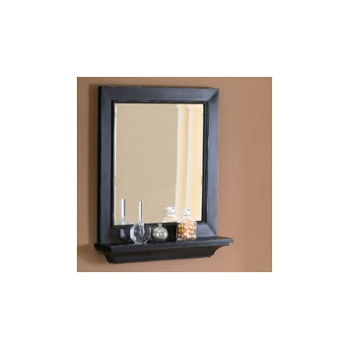 DecoLav 9865-DES Distressed Espresso Pegasus Vanity Mirror from the Pegasus Collection 9865-DES