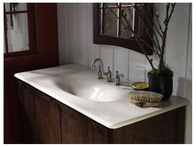Cast Iron Bathroom Sinks kohler cast iron bathroom sink - best bathroom 2017