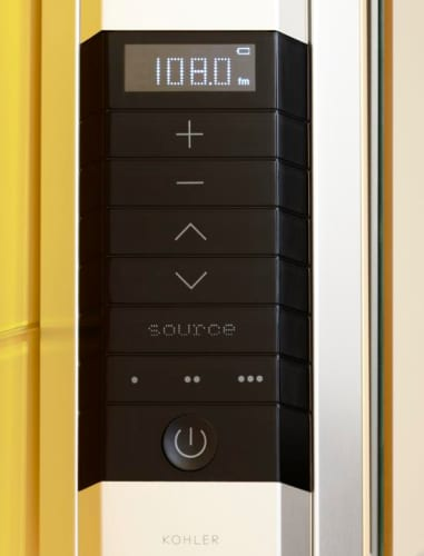 Kohler K-2958-NA N/A Stereostik Stereostik Audio Add on Kit for Kohler CL Series Mirrored Cabinets K-2958