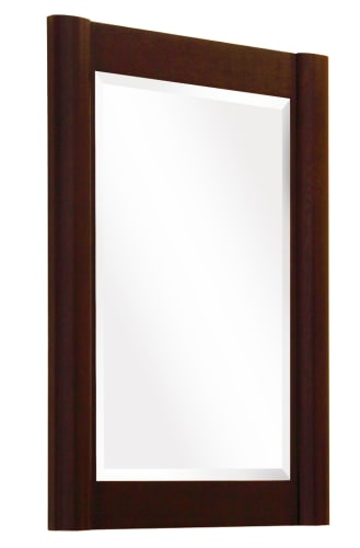 Sagehill Designs PF2436MR Palladio Bath Portafino Portafino 24 Solid Oak Framed Mirror PF2436MR