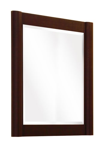 Sagehill Designs PF3036MR Palladio Bath Portafino Portafino 30 Solid Oak Framed Mirror PF3036MR
