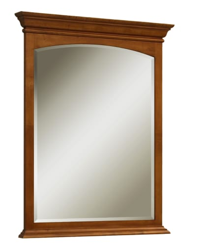 Sagehill Designs PD3041MR Bay Pointe Union Square Union Square 30 Solid Maple Framed Mirror US3041MR