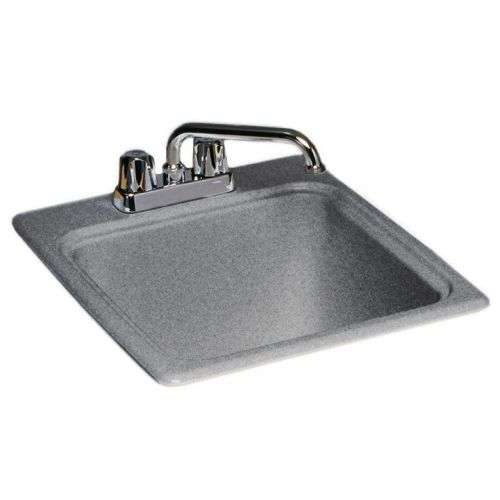 Granite Laundry Sink : ... Granite Utility Tubs Veritek Single Basin Laundry Tub 17.25