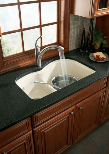 Kohler Bathroom and Kitchen Faucets, Sinks at Faucet.com