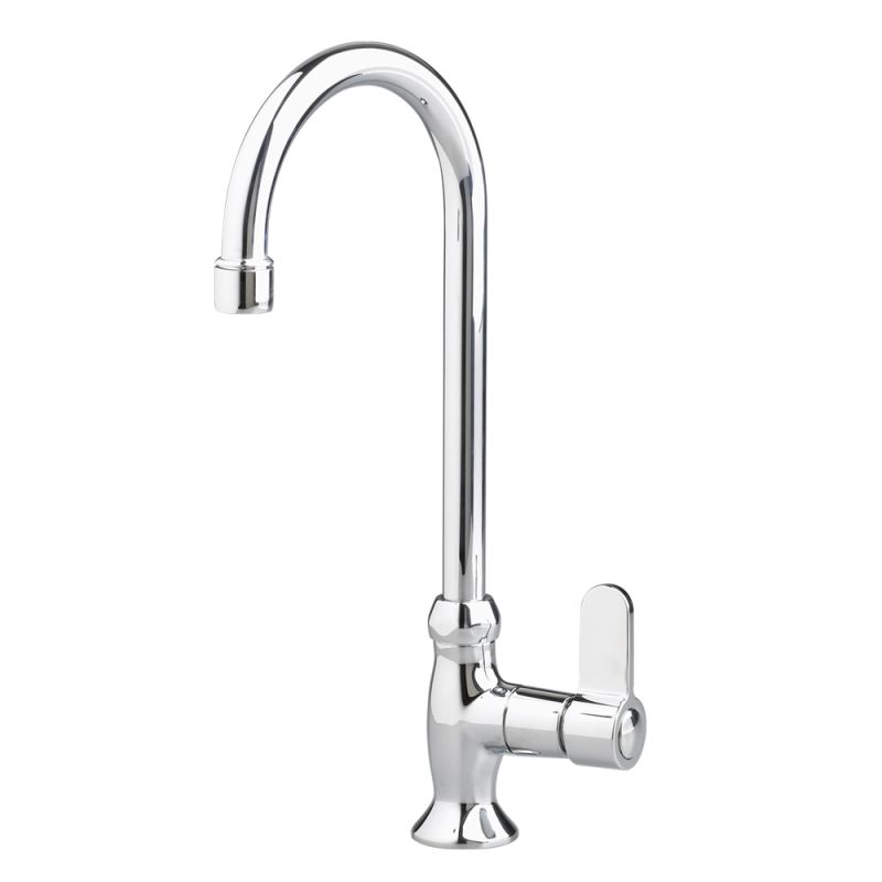 American Standard Faucets : American Standard 7100.241H.002 Chrome Heritage Cold Only Bar / Prep ...