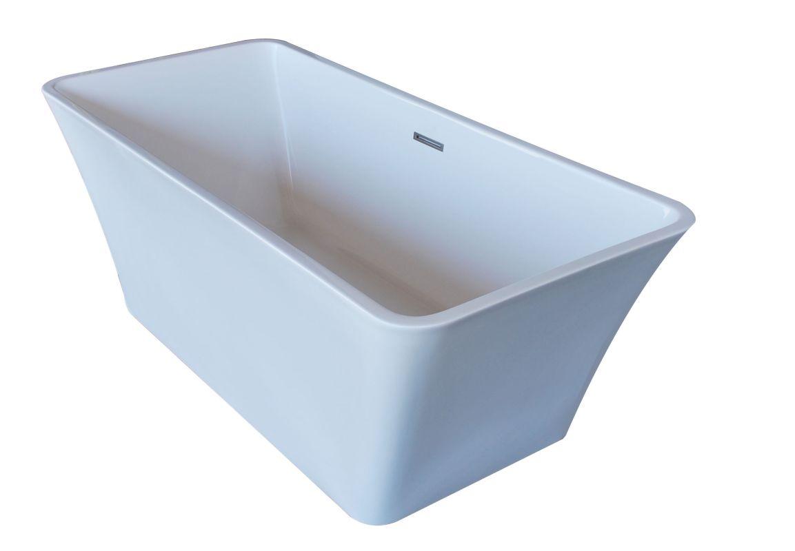 Avano AV6730NRSXCWXX White Avano AV6730NRSXCWXX Freestanding Bathtubs