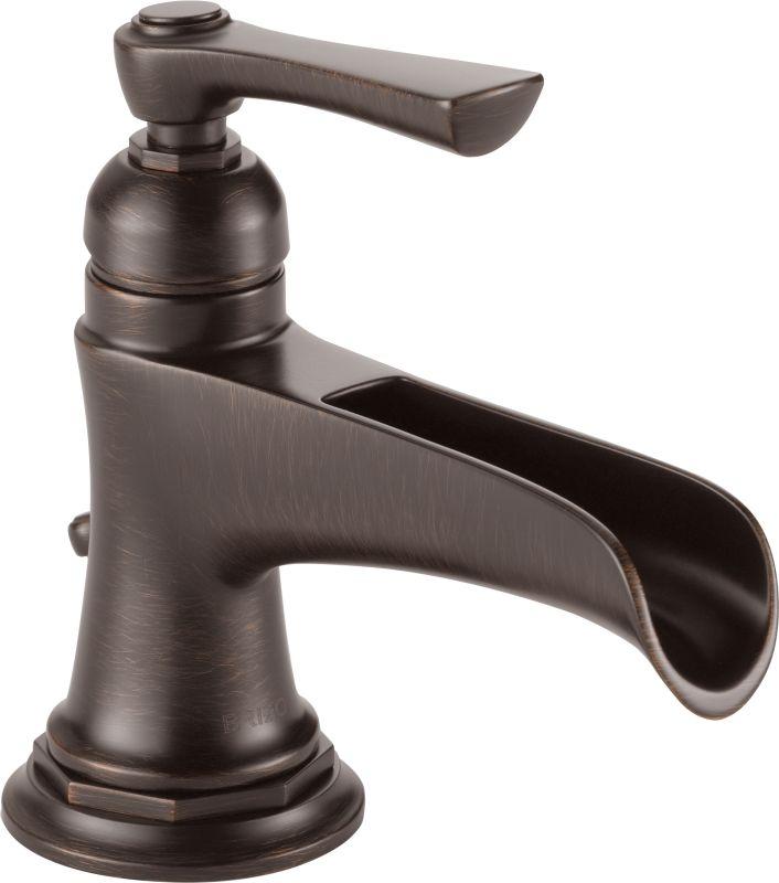 Faucet.com | 65061LF-RB in Venetian Bronze by Brizo