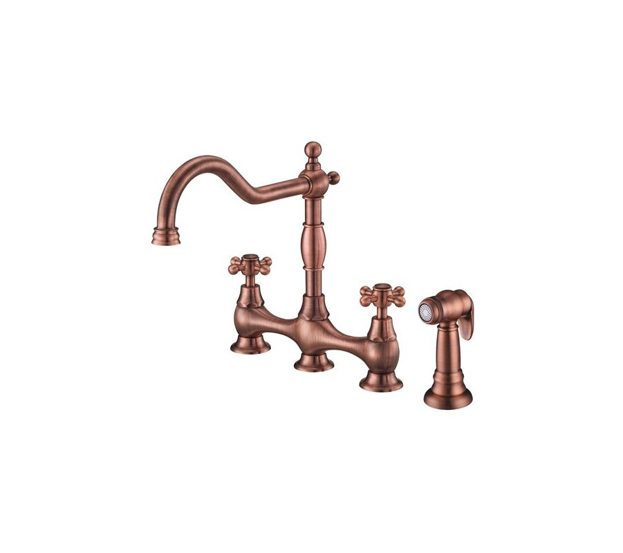 faucet com d404557ac in antique copper by danze