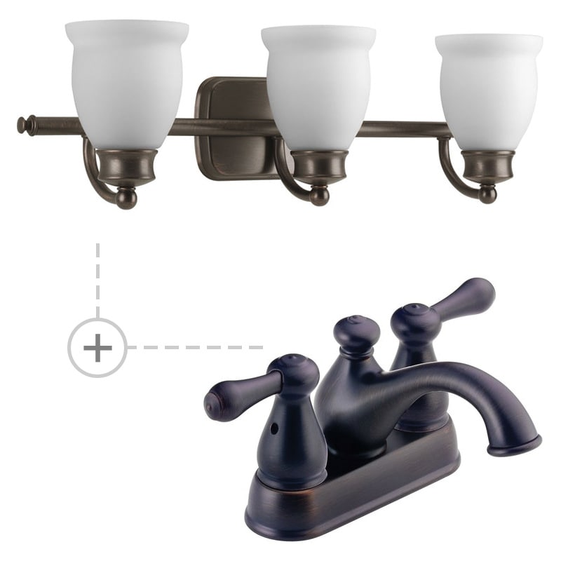 Matching bathroom fixture sets bathroom faucets and for Matching bathroom accessories sets