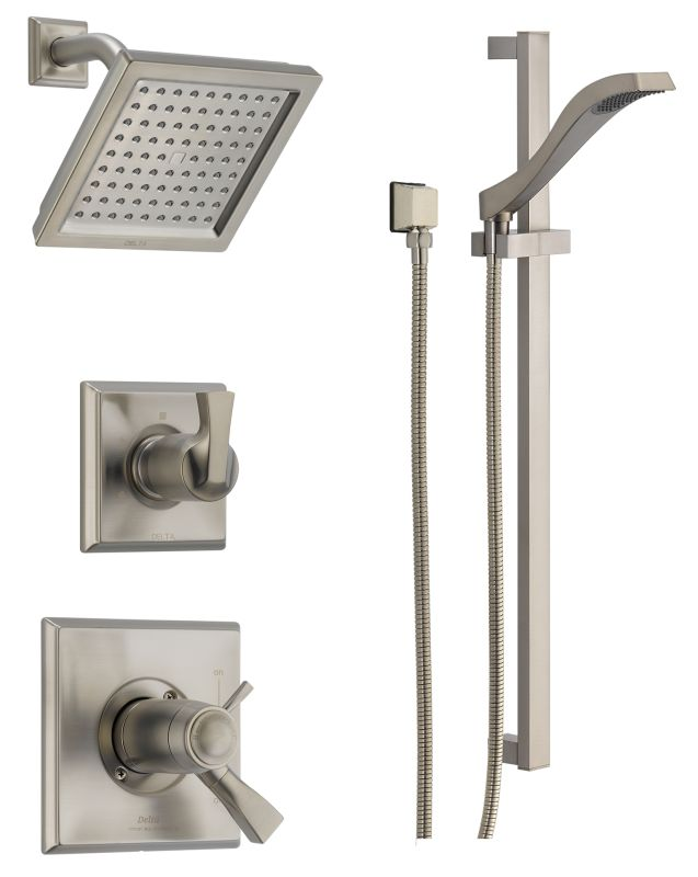 Dss Dryden 17t01ss In Brilliance Stainless By