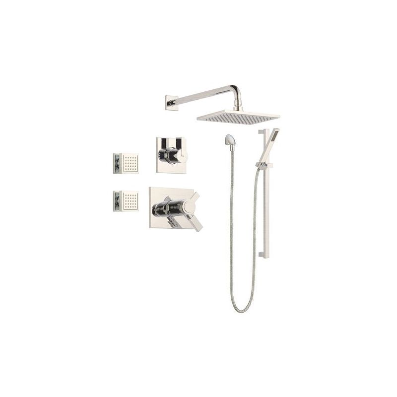 Vero Monitor 17 Series Shower System Ss In