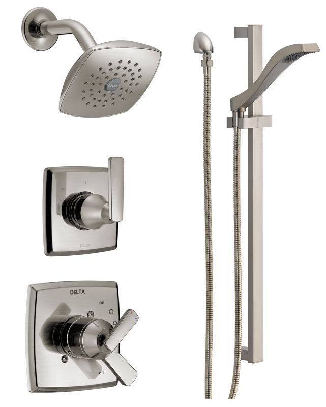 Dss Ashlyn 1701 Ss In Brilliance Stainless By