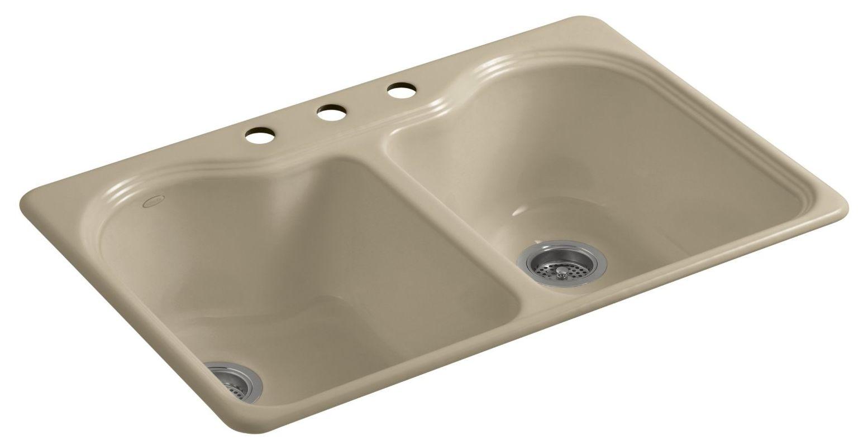 Kohler Hartland Kitchen Sink