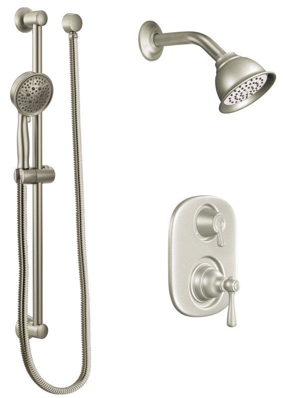 Faucet Com 602sepbn In Brushed Nickel By Moen