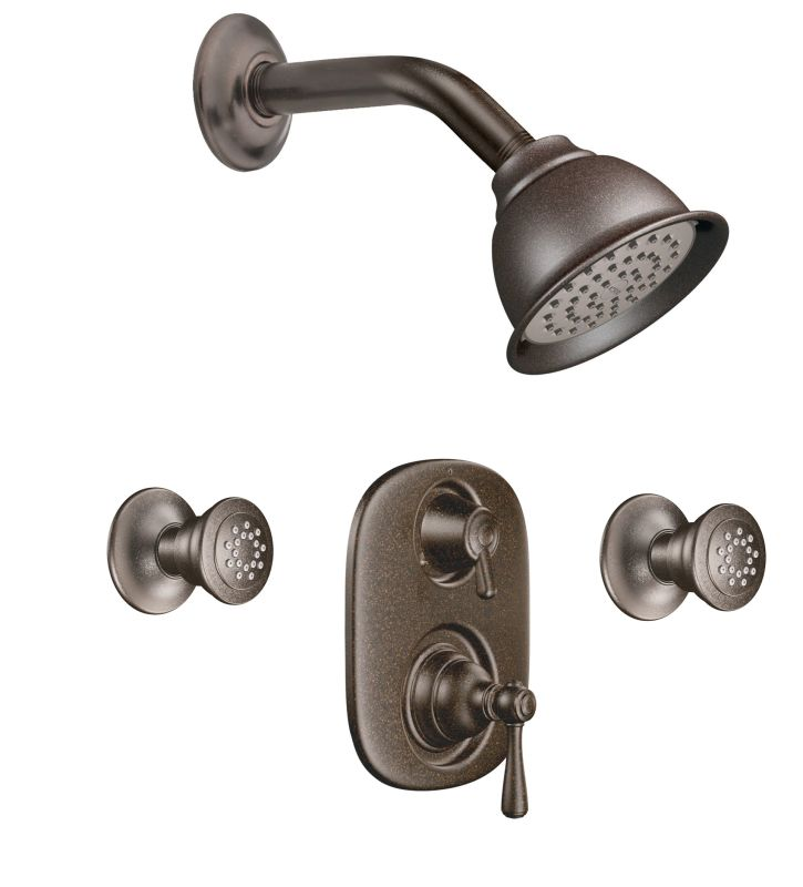 Faucet.com | 763ORB in Oil Rubbed Bronze by Moen
