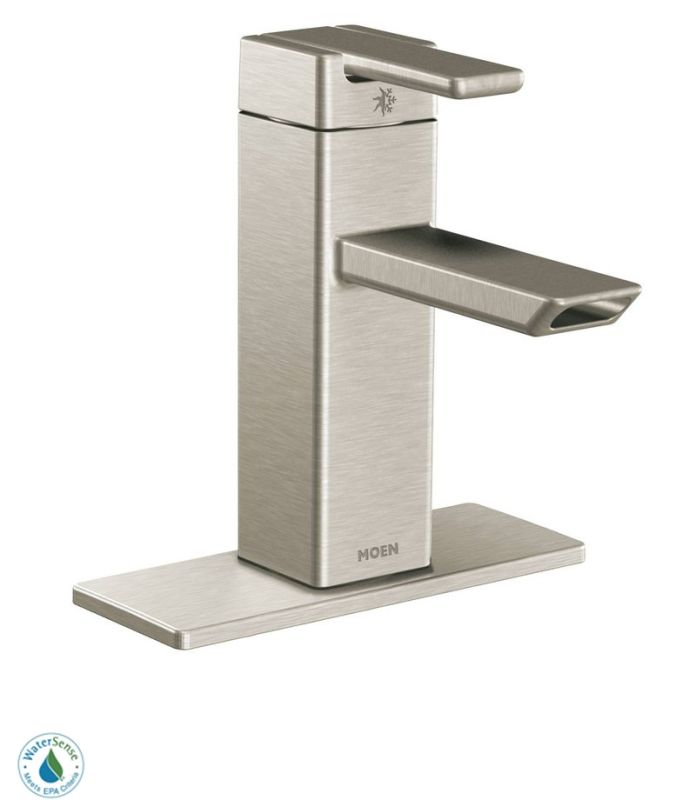 S6700bn In Brushed Nickel By Moen