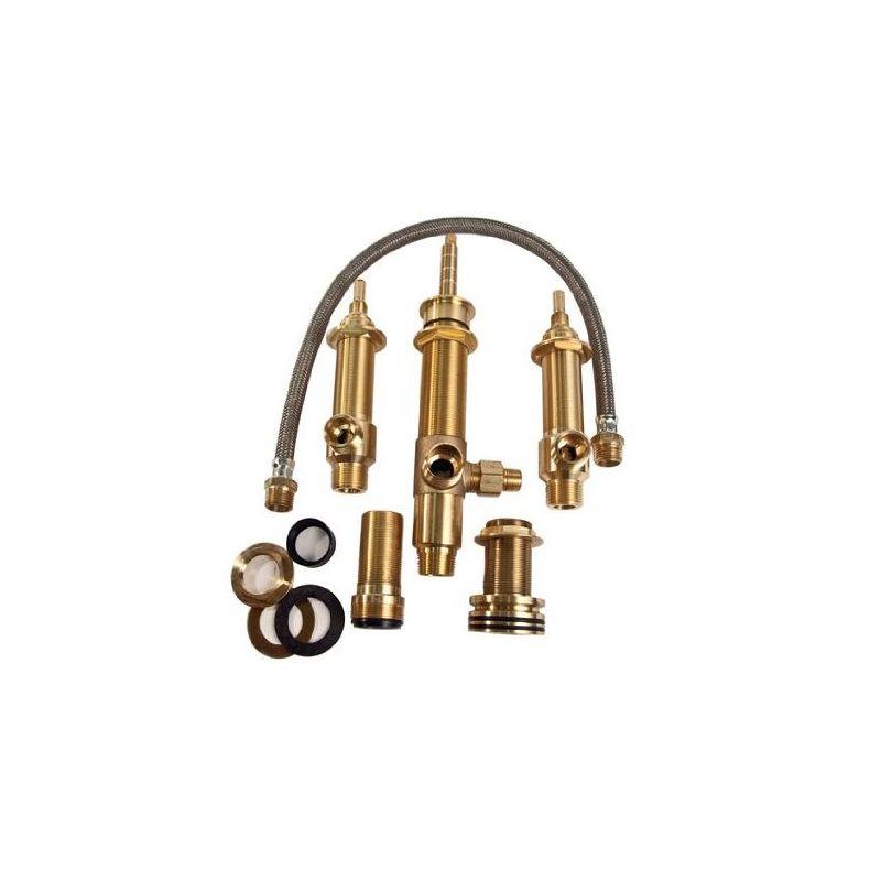 1 587 In N A By Newport Brass