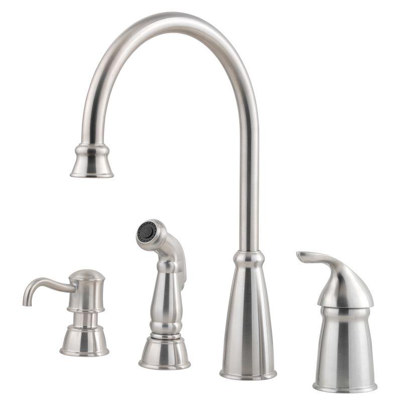 Pfister Kitchen Sink Faucets UPC & Barcode | upcitemdb.com