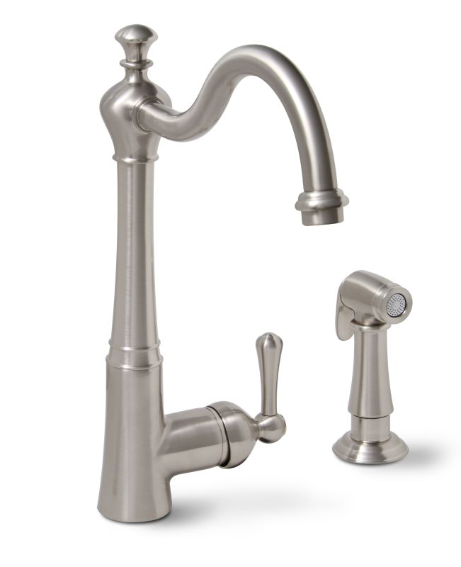 faucet com 120025lf in brushed nickel by premier