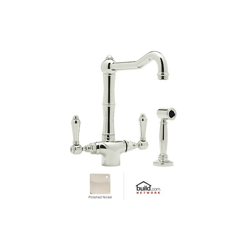rohl a1679lmws 2 polished nickel rohl a1679lmws 2 country kitchen