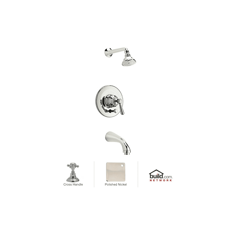 Very Best Rohl RBKIT8XM-PN Polished Nickel Verona Shower System with Pressure  500 x 500 · 14 kB · jpeg