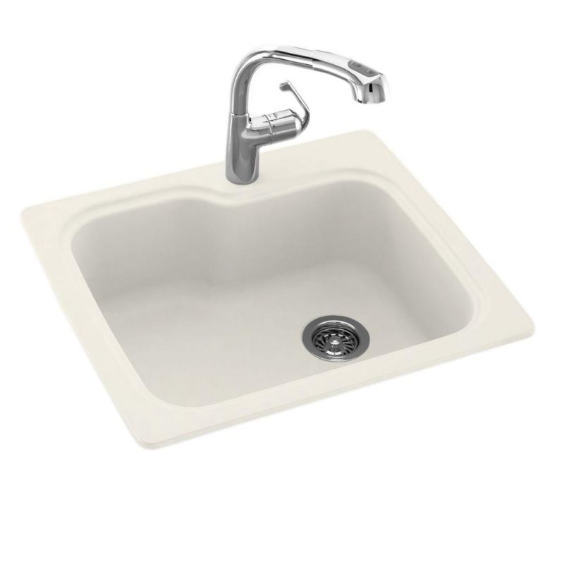 faucet com ks02522sb 018 in bisque by swanstone