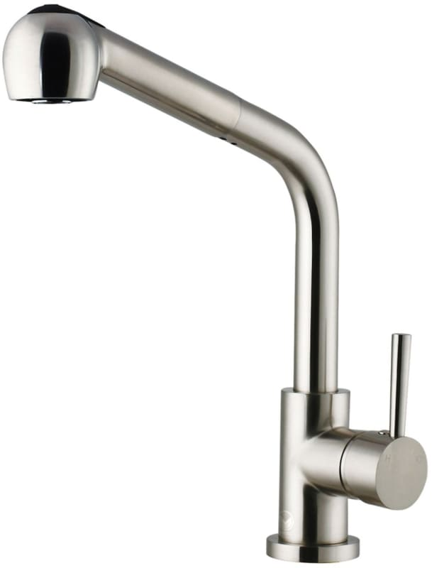 faucet com vg02019st in stainless steel by vigo
